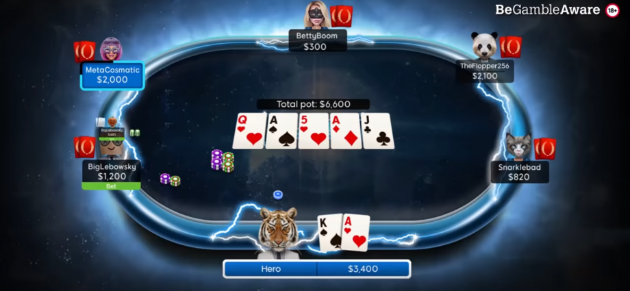 A detailed review about playing poker game