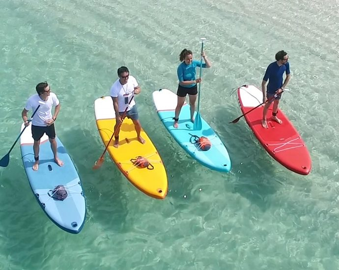 Revolutionize Your Inflatable Paddle Board