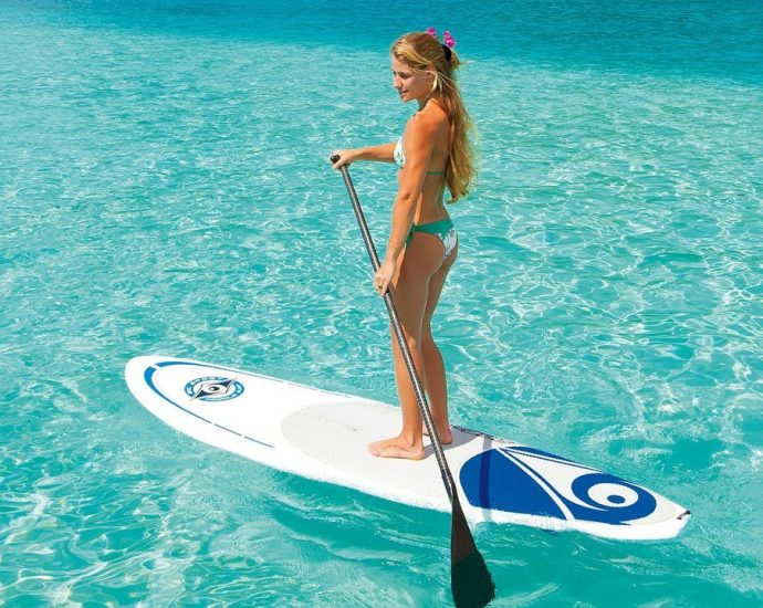 Stand-up Paddle Board Maldives An Extremely Straightforward