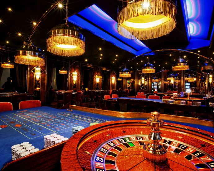 The Five Largest Casino Mistakes You Can Easily Avoid