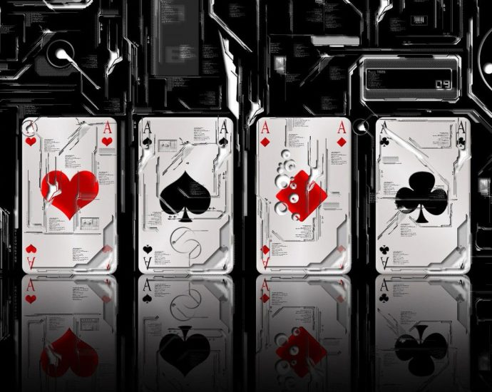 Easy methods to Deal With A Very Bad Poker