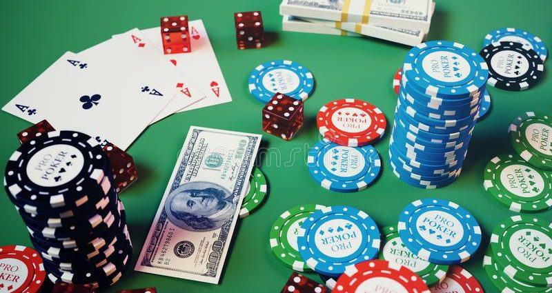 Six Issues You Could Know About Gambling Betting
