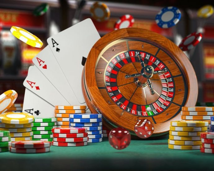 A Startling Reality About Online Casino Uncovered