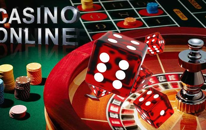 The Historical past Of Online Casino Told Using Tweets