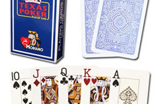 How to Use the Marked playing cards