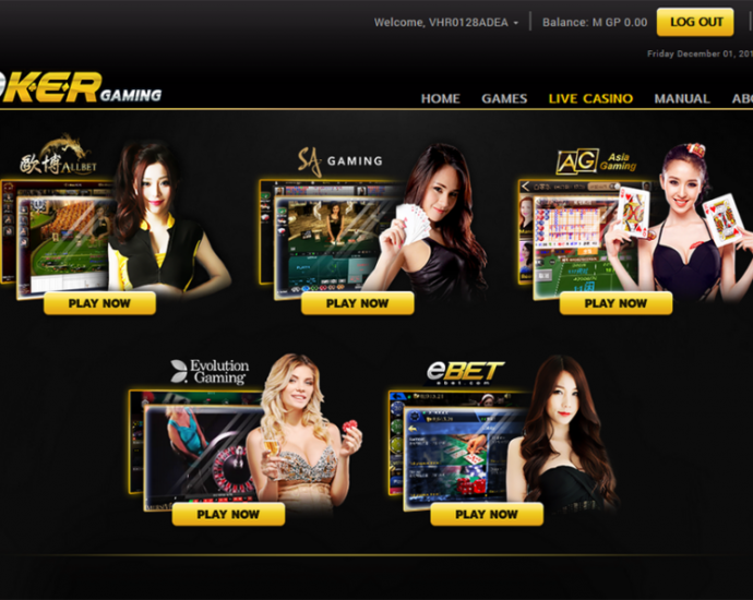 Visit Poker Qiu For Your Finest Poker Playing Experience