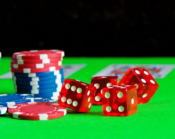 Online Casino And Love Have 7 Issues In Frequent