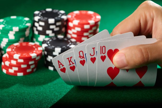 While you Ask People About Online Gambling, That is What They Answer.