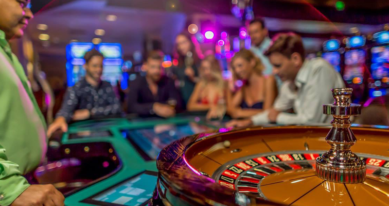 At last, The secret To Casino Is Revealed