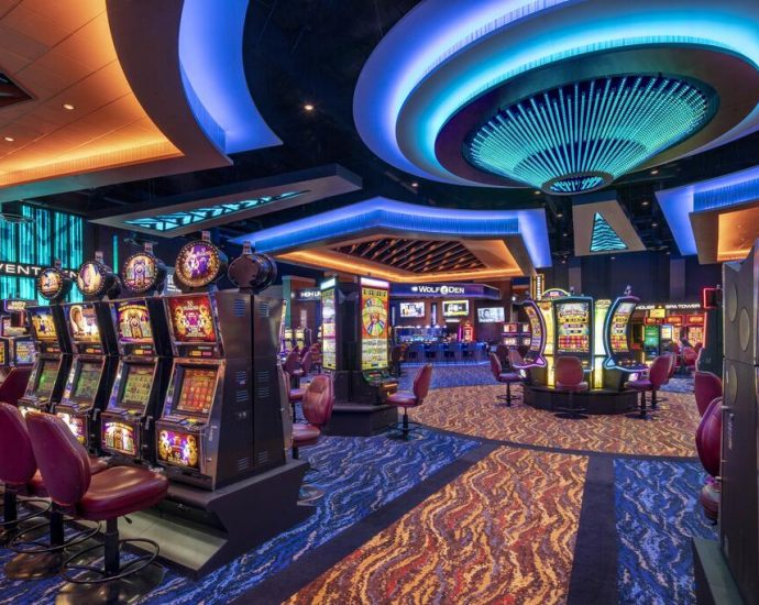 Easy methods to Create Your Casino Strategy